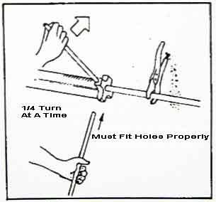 Garage door torsion spring how many turns home desain 2018 - Garage door installation instructions ...